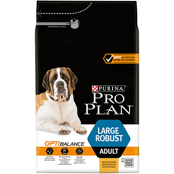 ​PURINA® PRO PLAN® Large Robust Adult with OPTIBALANCE™ Rich in chicken