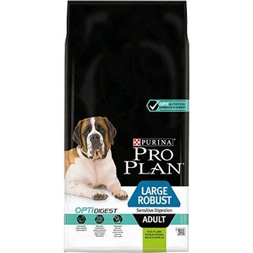 ​PURINA® PRO PLAN® Large Robust Adult Sensitive Digestion with OPTIDIGEST® Rich in lamb